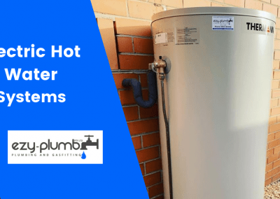 Electric Hot Water Systems Melbourne